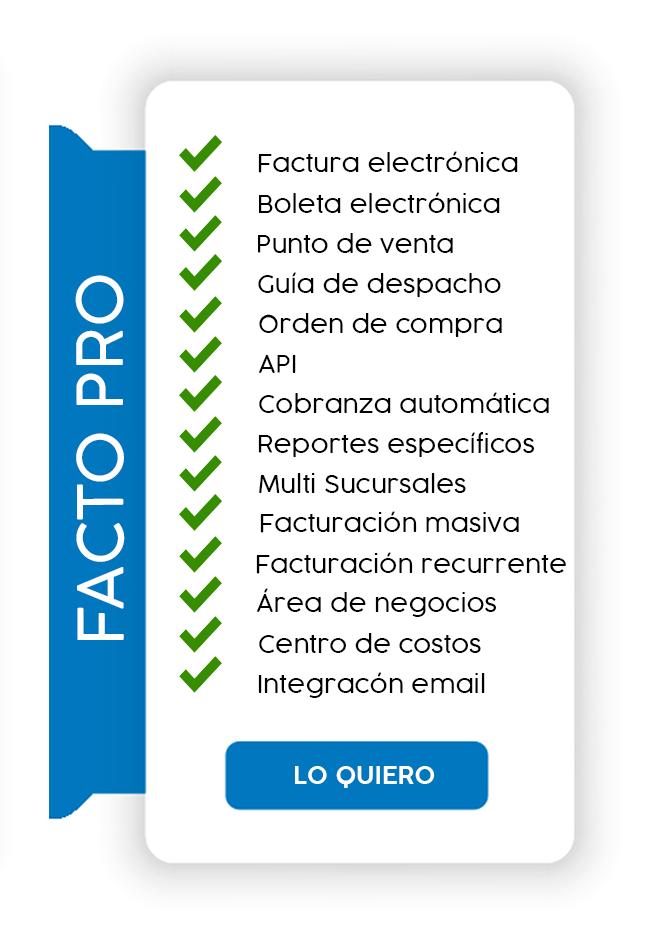 FACTO PRO-4