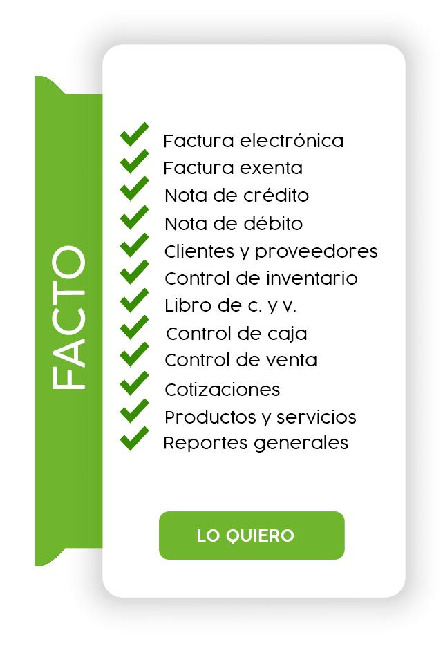 FACTO free